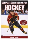 Complete Conditioning for Ice Hockey Book with DVD