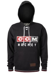 CCM Classic Lace Neck Hoodie Senior - Inline Warehouse 083c5c833