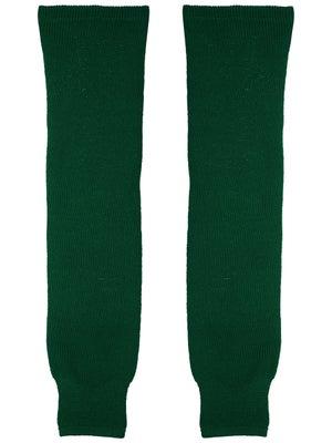 CCM Dark Green Ice Hockey Socks Jr & Yth