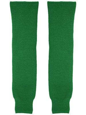 Ccm S100p Solid Knit Hockey Socks Kelly Green