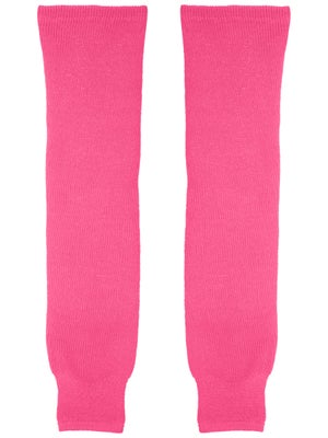 CCM Pink Ice Hockey Socks Jr & Yth