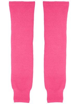 Ccm S100p Solid Knit Hockey Socks Pink