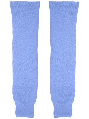 CCM Sky Blue Ice Hockey Socks Jr & Yth