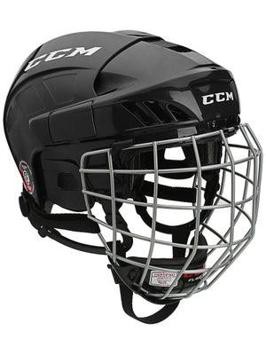 f4ae8e38530 CCM FitLite FL40 Helmets w Cage