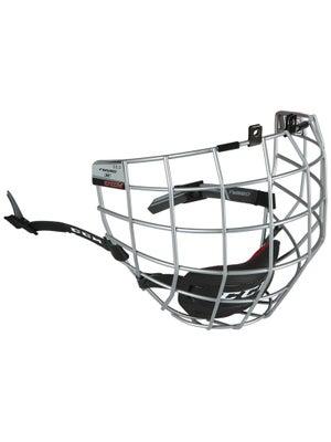 CCM FM580 Silver Hockey Helmet Cage