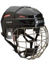 CCM FitLite 3DS Hockey Helmets w/Cage