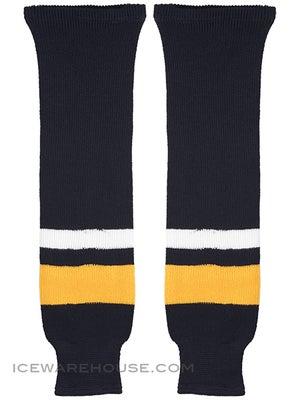 Ccm S100p Knit Hockey Socks Buffalo Sabres