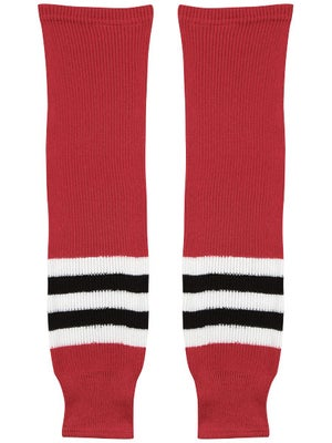 Chicago Blackhawks CCM Ice Hockey Socks Jr & Yth