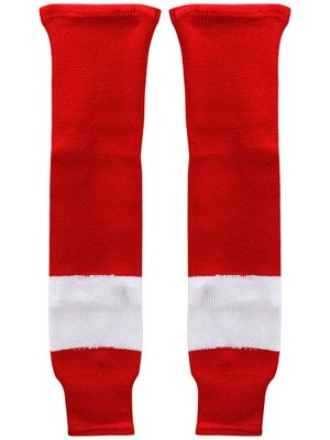 Detroit Red Wings CCM Ice Hockey Socks Jr & Yth