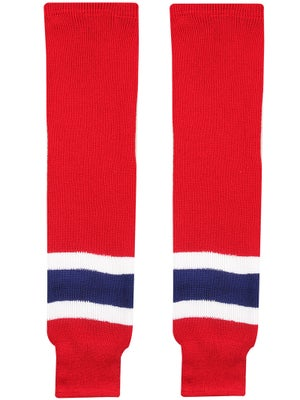 Montreal Canadiens CCM Ice Hockey Socks Sr