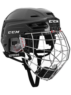 CCM Resistance Hockey Helmets w/Cage