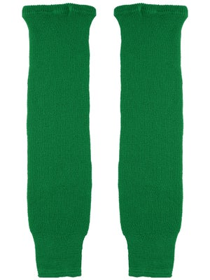 CCM Kelly Green Ice Hockey Socks Sr