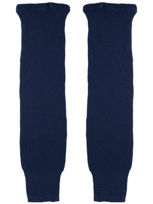CCM Navy Ice Hockey Socks Sr