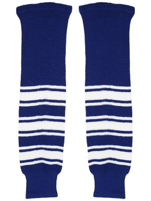 Toronto Maple Leafs CCM Ice Hockey Socks Jr & Yth