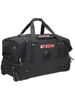 CCM Hockey Official's Referee Wheel Bag 30