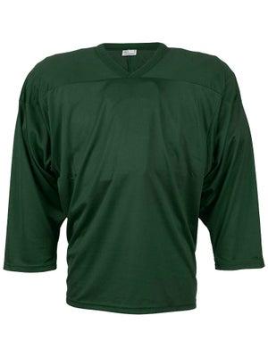 368a8f52ec5 CCM 10200 Practice Jerseys Dark Green
