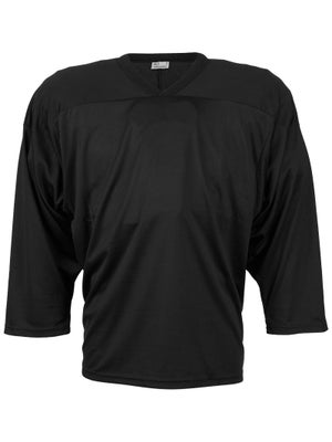 CCM 10200 Practice Hockey Jersey Black Jr