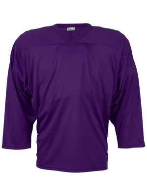 CCM 10200 Practice Hockey Jersey LA Purple Sr