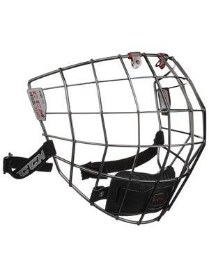 CCM Resistance 300 Black Hockey Helmet Cage
