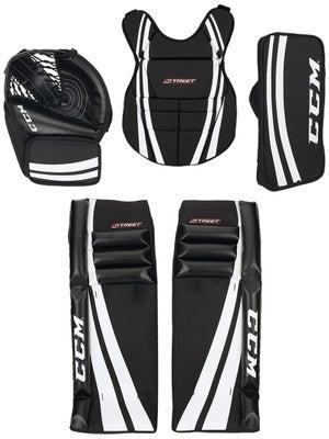 CCM Hockey Street Goalie Set