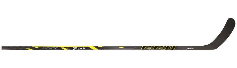 CCM Tacks Grip Hockey Sticks Jr Left
