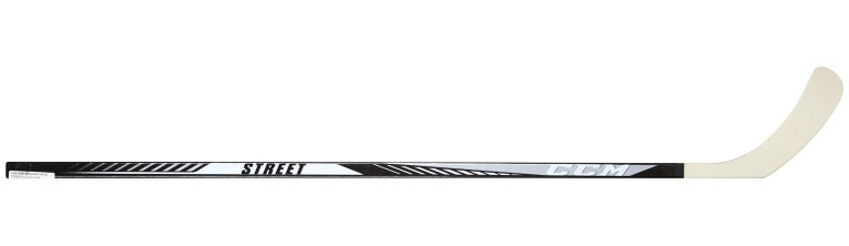 CCM Street Nylon Wood Hockey Sticks Yth