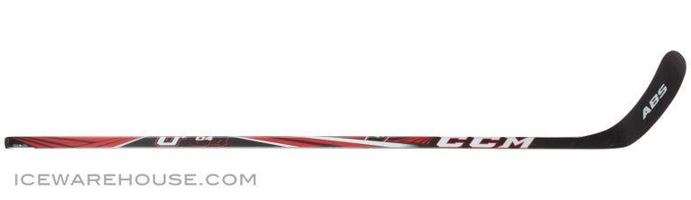 CCM U+04 ABS Wood Hockey Sticks Jr