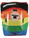 Deadbolt Grand Slam Knee Pads - Rainbow