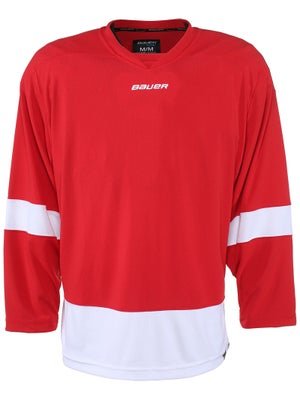 sports shoes 60d31 66243 Bauer 900 Uncrested Jerseys Detroit Red Wings