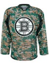 Boston Bruins Reebok NHL Camo Jerseys Sr