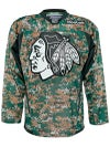 Chicago Blackhawks Reebok NHL Camo Jerseys Sr