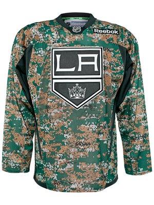 Los Angeles Kings Reebok NHL Camo Jerseys Senior 4d97ccde983