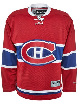 Montreal Canadiens Reebok NHL Replica Jerseys 7e0ec4ef982