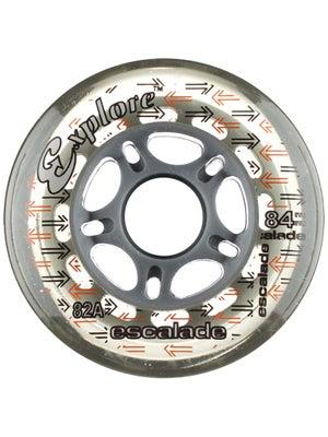 Explore Escalade Inline Skate Wheels 8pks