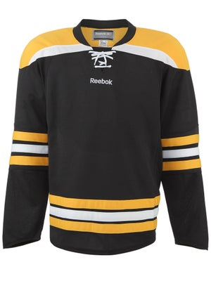 Boston Bruins Reebok Edge Uncrested Jerseys Jr