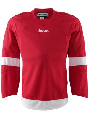 Detroit Red Wings Reebok Edge Uncrested Jerseys Jr