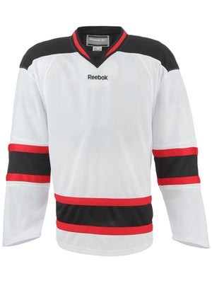New Jersey Devils Reebok Edge Uncrested Jerseys Jr S/M
