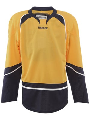 Nashville Predators Reebok Edge Uncrested Jerseys Jr