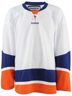 New York Islanders Reebok Edge Uncrested Jerseys Jr