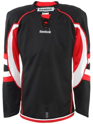 Ottawa Senators Reebok Edge Uncrested Jerseys Sr