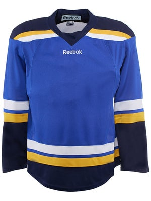 St. Louis Blues Reebok Edge Uncrested Jerseys Jr