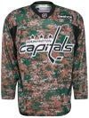 Washington Capitals Reebok NHL Camo Jerseys Sr