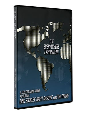 The Everywhere Experiment DVD