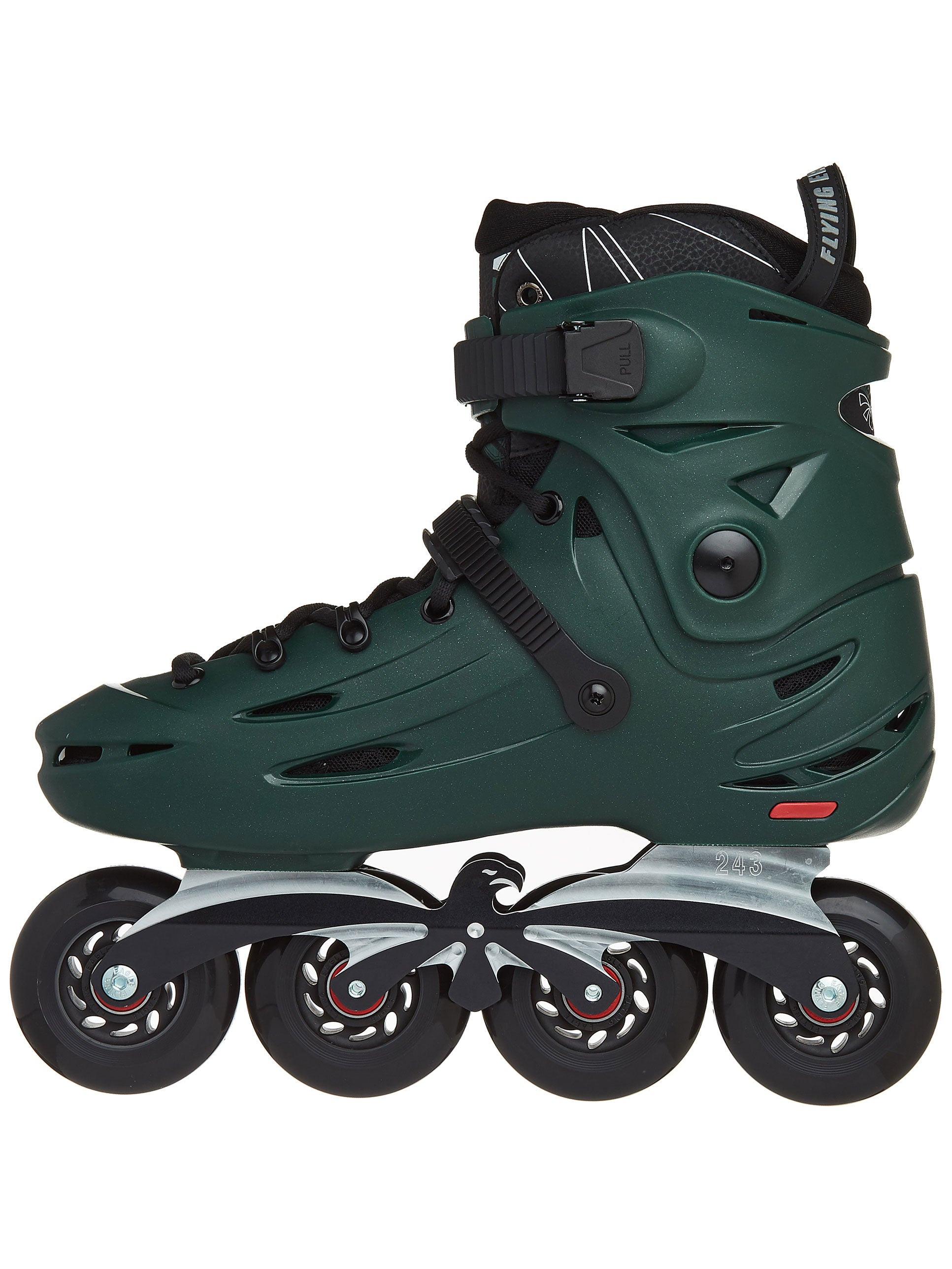 Inline-Skates Flying Eagle F6S Falcon Red Racing Inline Skates