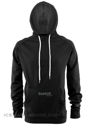 Reebok Team Fleece Hoodie Sweatshirts Jr SMALL