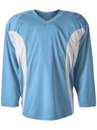 Firstar Arena Hockey Jerseys Powder Blue White - Ice Warehouse 830f480a364