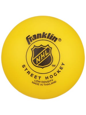 Franklin NHL Low Density Hockey Ball