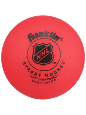 Franklin NHL Super High Density Hockey Ball