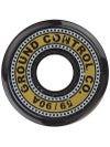 Ground Control 59mm 90A Wheels Black 4pk