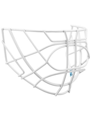 CCM Pro Certified Cat Eye Goalie Cages White
